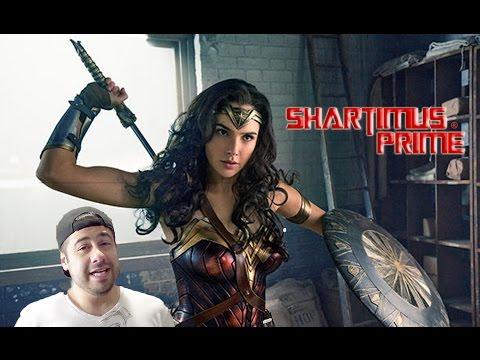 Wonder Woman 2017 Movie Trailer Review