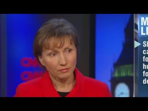 Alexander Litvinenko's widow speaks to CNN