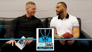 How Dak Prescott finds the perfect position (FULL INTERVIEW) | Chris Simms Unbuttoned | NBC Sports