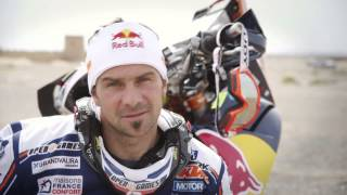 Red Bull Dakar riders profile