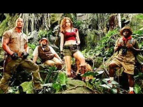 Джуманджи зов джунглей.Трейлер в HD.