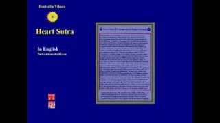 Learning of Chanting Heart Sutra in Sanskrit (Word by Word)