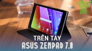 Vật Vờ - Trên tay & đánh giá nhanh ASUS ZenPad C 7.0 (Z170CG): tablet giá rẻ cho học sinh, sinh viên