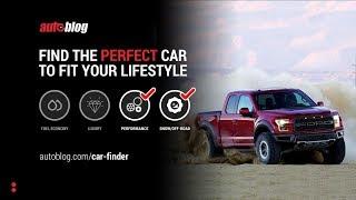 Autoblog Car Finder Shopping Tool