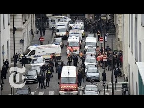 Paris Terror Attack on Charlie Hebdo: Aftermath of Shooting | The New York Times