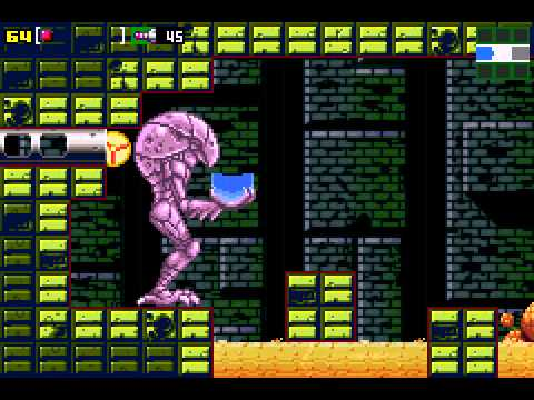 Metroid - Zero Mission - Vizzed.com GamePlay - User video