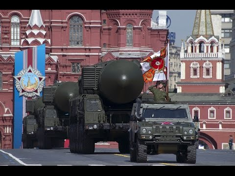 Russian Army Parade Victory Day in Red Square 2016 Парад Победы