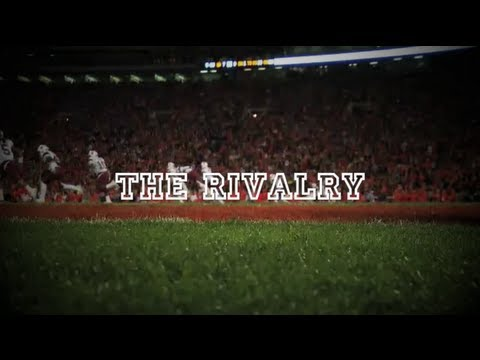 The Rivalry: Clemson Tigers vs South Carolina Gamecocks 2012