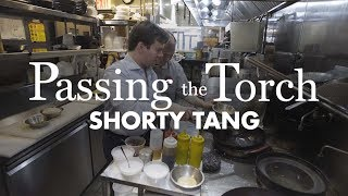 Shorty Tang NYC | Passing The Torch