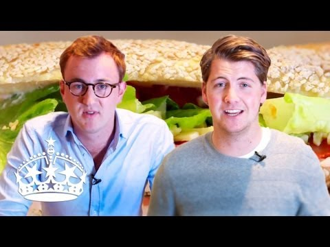 Made in Chelsea Cook-Off 2013: Francis Vs Stevie | Exclusive