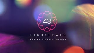 Light Leaks Pack - After Effects Template - Videohive
