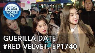Guerilla Date: Red Velvet [Entertainment Weekly/2018.12.03]