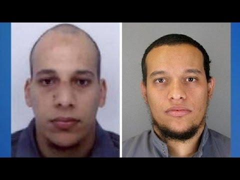 قوات الأمن الفرنسية تلاحق شقيقين يشتبه بأنهما نفذا اعتداء باريس