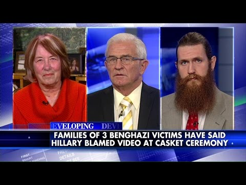 Family Members of Benghazi Victims React to '13 Hours' Film on 'The Kelly File'