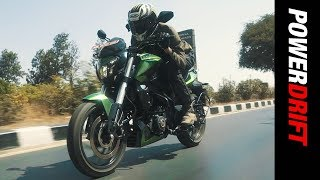 2019 Bajaj Dominar 400 UG : As good as coffee : PowerDrift