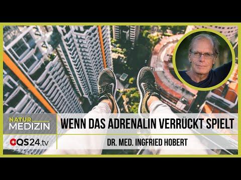 Wenn das Adrenalin verrückt spielt | Dr. med. Ingfried Hobert | NaturMEDIZIN | QS24 29.06.2020
