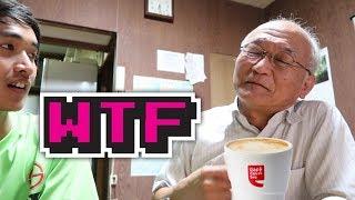 Bos Gw! Orang Jepang Minum STMJ wkwk