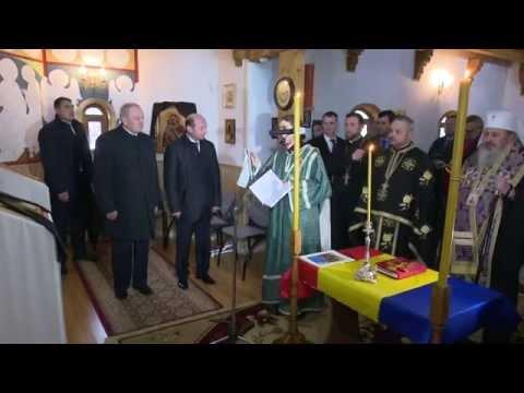 2015 04 03 Nicolae Timofti și Traian Băsescu au vizitat orașul Soroca