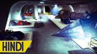 My Secret Underground Garage | GTA 5 Online