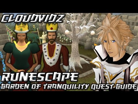 Runescape Garden of Tranquility Quest Guide HD Review Thumbnail