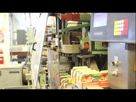Celestial Seasonings Factory Tour