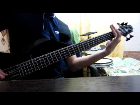Slipknot - Duality (bass cover)