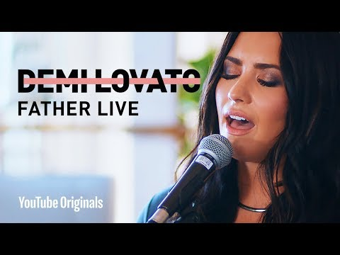 "Demi Lovato - ""Father"" Live thumbnail"