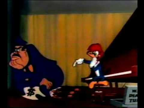 woody woodpecker convict concerto Video