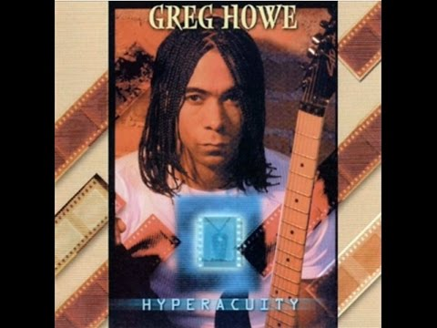 Greg Howe - I Wish (Stevie Wonder) [Audio HQ]