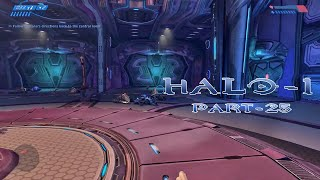 Halo Combat Evolved | Walkthrough Part - 25 | Under New Management