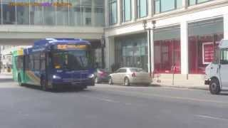 Buses in Milwaukee, Wisconsin