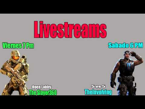 Livestreams Importantes Halo 4 y Judgment