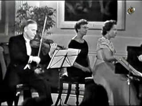 (1/2) Schubert - Piano Trio No.1 - I. Allegro moderato