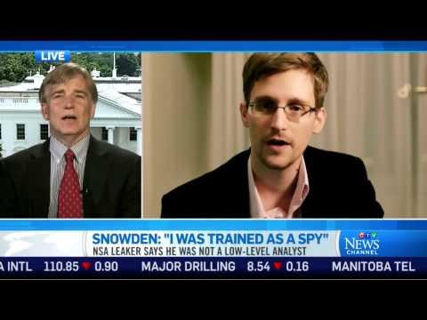Ivan Eland on Edward Snowden's NBC News Interview