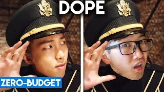 K Pop With Zero Budget Bts 39 Dope 39