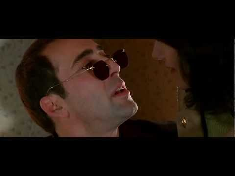Nicolas Cage Kissing in Face Off