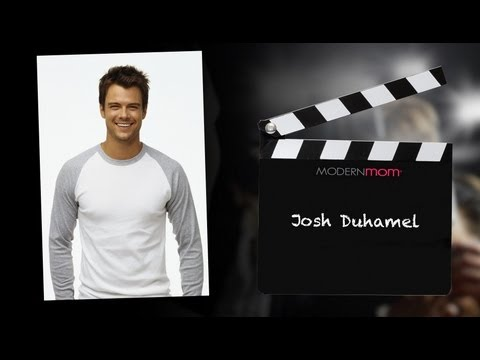 Josh Duhamel Talks Fergie and Fatherhood - ModernMom Interview