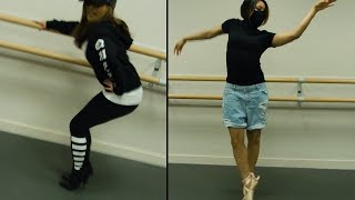 Mask Off Freestyle (In Heels/Ballet Pointe Shoes) - ZNB LiveLoveDance
