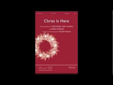 Lillenas Christmas/Fall Anthem Preview #4