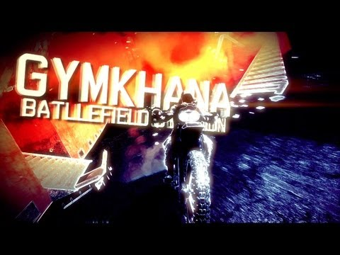 Battlefield 3: GYMKHANA EDITION