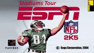 ESPN NFL 2K5 All Stadiums (4K60FPS)