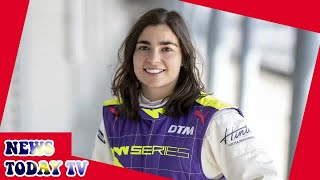 F1: Jamie Chadwick joins Williams Racing Driver Academy