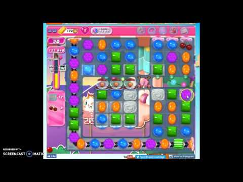 Candy Crush Level 2127 help w/audio tips, hints, tricks