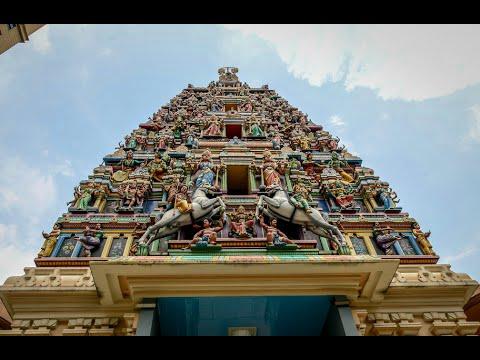 Visiting Sri Mahamariamman Temple, Hindu Temple in Kuala Lumpur, Malaysia