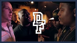CHARRON & 100 BULLETZ VS DNA & K SHINE | Don