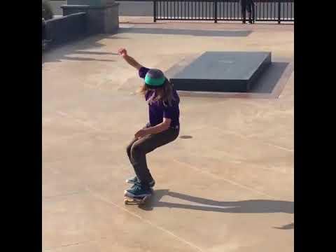 Poods compilation of @turndanforfam   Shralpin Skateboarding
