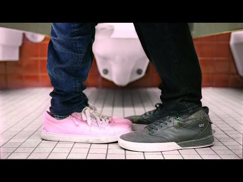 What Happens In The Boys Bathroom! thumbnail