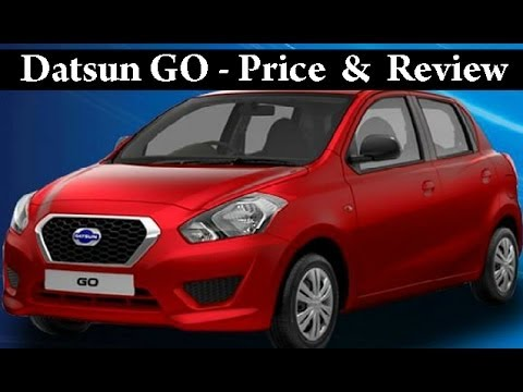 Datsun GO - Price, Review & Renault KWID Concept CAR