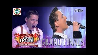 Vitas Grand Final Act Shock Judges with Standing Ovation // What If Vitas Final PGT6