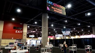 First look at Creativation 2020 new product showcase